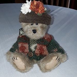 Aunt Fanny Fremont Plush Boyds Bear
